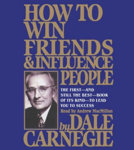 How To Win Friends and Influence People - COVER