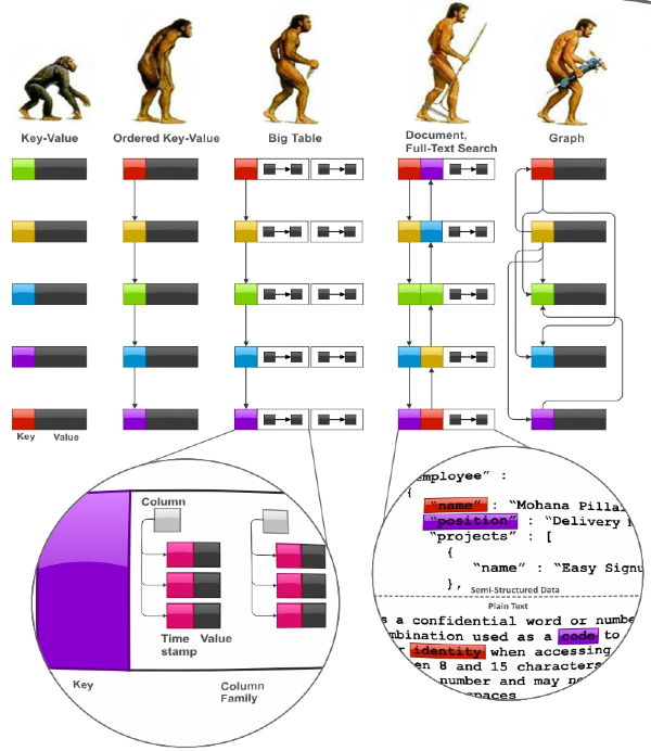 Imaginary Evolution of NoSQL Databases