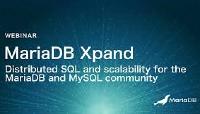 MariaDB Xpand